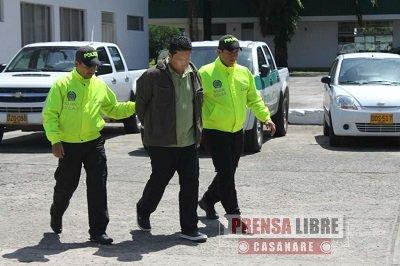 CAPTURADO TRAFICANTE CON CARGAMENTO DE MARIHUANA PROCEDENTE DE VILLAVICENCIO