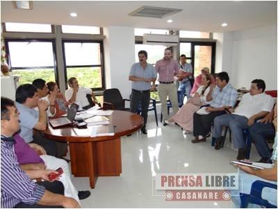 GOBERNACIÓN APOYARÁ REALIZACIÓN DE JUEGOS INTERDOCENTES EN TRINIDAD