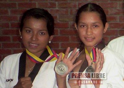 CASANARE HACE PARTE DE LA DELEGACIÓN COLOMBIANA EN EL CAMPEONATO MUNDIAL DE TAEKWONDO EN PUEBLA, MÉXICO