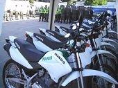 26 MOTOCICLETAS Y 100 RADIOS ENTREGA ALCALDÍA DE YOPAL A ORGANISMOS DE SEGURIDAD
