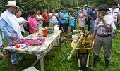 ALCALDE CELEBRA EN GRANDE DÍA DEL CAMPESINO Y DE LA FAMILIA EN PAZ DE ARIPORO