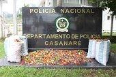 POLICÍA CASANARE ENTREGÓ 125 MIL TAPAS A LA FUNDACIÓN SANAR