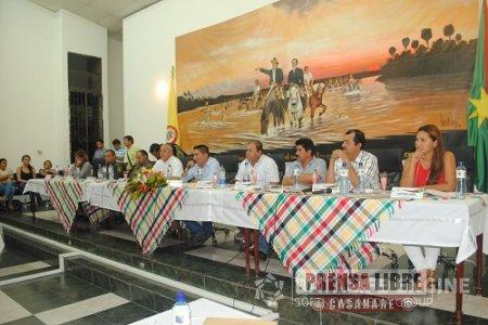 GOBERNADOR MARCO TULIO RUÍZ INSTALÓ SESIONES ORDINARIAS DE LA ASAMBLEA DEPARTAMENTAL