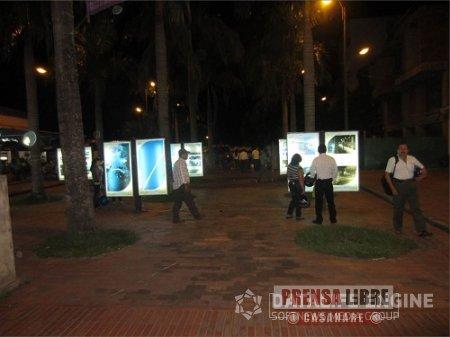 """EXPOSICIÓN FOTOGRÁFICA """"YOPAL EN IMÁGENES CULTURAL Y SOCIAL"""" EN EL PARQUE RAMÓN NONATO PÉREZ"""
