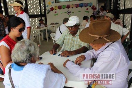 ADULTOS MAYORES DE YOPAL DEFINIERON REPRESENTACIÓN EN ENCUENTRO DEPARTAMENTAL