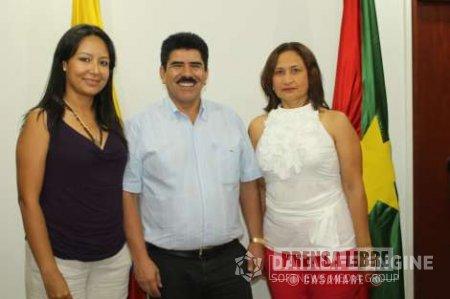 YENNY MARLENE GUTIÉRREZ OROPEZA SE POSESIONÓ COMO NUEVA SECRETARÍA DE GOBIERNO DEPARTAMENTAL