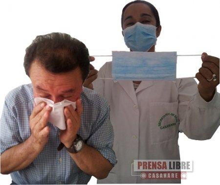 ALERTA EN CASANARE POR VIRUS RESPIRATORIOS
