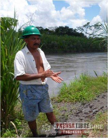 26 FAMILIAS DAMNIFICADAS Y TRES VEREDAS AFECTADAS POR OLA INVERNAL EN TRINIDAD
