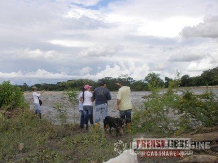 RÍO CRAVO SUR ARRASÓ CULTIVOS EN LAS VEREDAS DE YOPAL BARBASCOS Y GUAYAQUE