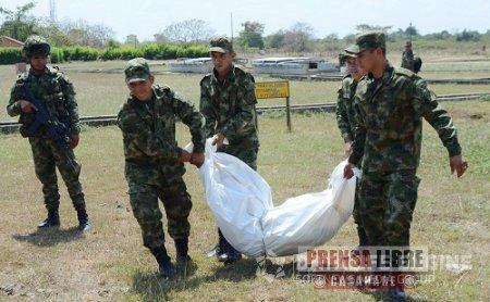 17 MILITARES MUERTOS EN EMBOSCADA DE LA GUERRILLA EN ARAUCA