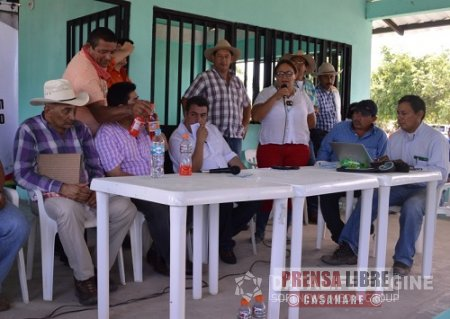 """COMPAÑÍAS PETROLERAS DEJARON PLANTADO AL ALCALDE DE PAZ DE ARIPORO Y AL GOBERNADOR EN REUNIÓN EN """"LAS GUAMAS"""""""