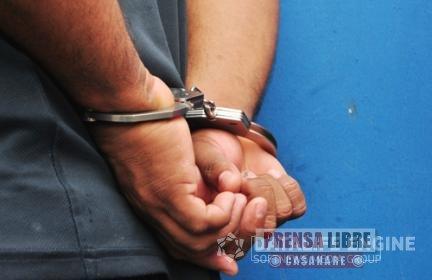 LA POLICÍA CAPTURÓ DURANTE EL FIN DE SEMANA 15 PERSONAS EN FLAGRANCIA, 6 POR ORDEN JUDICIAL Y 3 MENORES DE EDAD