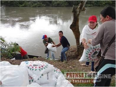 ALCALDÍA DE TRINIDAD ENTREGA 498 PAQUETES NUTRICIONALES A ADULTOS MAYORES