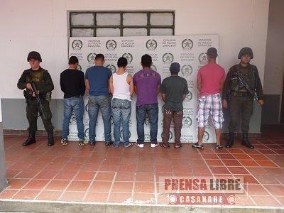 MILLONARIO CARGAMENTO DE MERCANCIA DE CONTRABANDO INCAUTÓ LA POLICÍA EN ARAUCA
