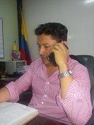 ALCALDE DE AGUAZUL DE ACUERDO CON LAS CONSULTAS POPULARES EN PROYECTOS PETROLEROS