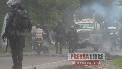 TOQUE DE QUEDA RIGE EN MONTERREY LUEGO DE LOS DESORDENES DE ESTE MIÉRCOLES
