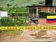 """MANIFESTANTES BLOQUEARON AYER EL INGRESO AL RELLENO SANITARIO """"MACONDO"""" DE YOPAL"""