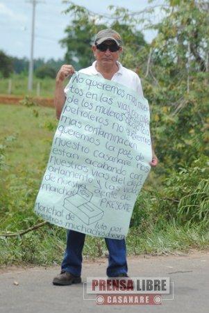"""""""LAS PROTESTAS DE LAS COMUNIDADES DE MORICHAL SON JUSTAS"""", SEGÚN EL GOBERNADOR MARCO TULIO RUÍZ"""