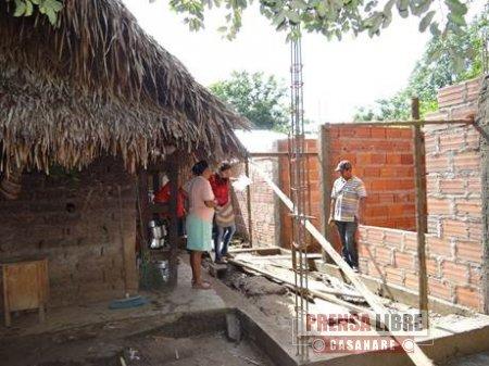 MEJORAMIENTOS DE VIVIENDA PARA MÁS FAMILIAS DE TRINIDAD