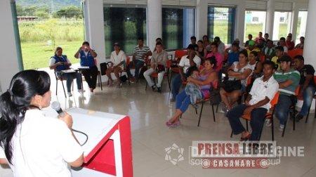 75 BENEFICIARIOS DE RED UNIDOS EN YOPAL RECIBIERON LIBRETAS MILITARES GRATUITAS