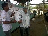 ESTE JUEVES SE ENTREGAN EN AGUAZUL PAQUETES NUTRICIONALES PARA 400 NIÑOS