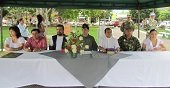 CUMPLIENDO FALLO JUDICIAL EJÉRCITO NACIONAL OFRECIÓ DISCULPAS PÚBLICAS EN AGUAZUL POR FALSO POSITIVO