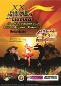 EN LA CELEBRACIÓN DE LOS 60 AÑOS DE PAZ DE ARIPORO XX FESTIVAL INTERNACIONAL DE LA LLANURA