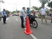 MOTOCICLISTAS DE YOPAL NO ASISTIERON A CAPACITACIONES SOBRE MANEJO PREVENTIVO