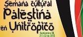 EMBAJADOR DE PALESTINA EN COLOMBIA INAUGURÓ LA SEMANA CULTURAL PALESTINA EN UNITRÓPICO