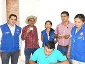 EN TRINIDAD BENEFICIARIOS DE RED UNIDOS RECIBIERON LIBRETA MILITAR GRATUITA