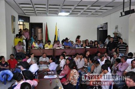 COMUNIDADES DE TAURAMENA MANTIENEN SUS RESERVAS ANTE PROYECTO DE SÍSMICA ODISEA 3D