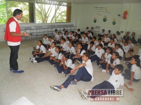 RED EDUCATIVA EN CONTRA DEL CONSUMO DE SUSTANCIAS PSICOACTIVAS EN LOS COLEGIOS DE YOPAL