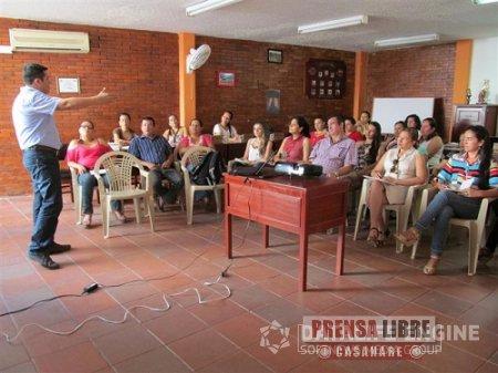 FUNCIONARIOS DE SABANALARGA SE CAPACITARON EN CONTRATACIÓN ESTATAL