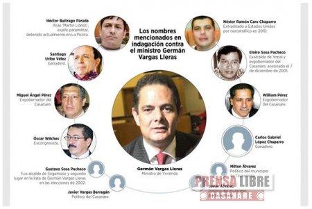 LA FISCALÍA DICTÓ ORDEN DE CAPTURA CONTRA CARLOS GABRIEL LÓPEZ POR COMPLOT CONTRA GERMÁN VARGAS LLERAS