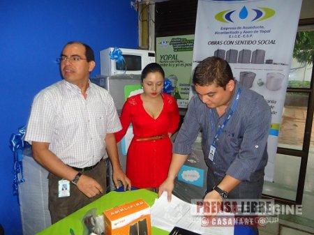 EAAAY REALIZA ESTE JUEVES ENTRE SUS USUARIOS PUNTUALES Y FIELES EN EL SERVICIO DE ASEO, NUEVO SORTEO