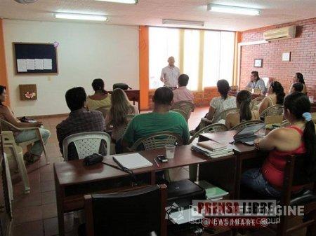 FUNCIONARIOS PÚBLICOS EN SABANALARGA SE CAPACITARON EN COMITÉS DE CONCILIACIÓN