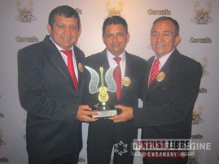 """""""LOS PADROTES DEL JOROPO"""", GANÓ EL PREMIO AL MEJOR PROGRAMA RADIAL"""