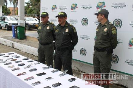 HURTO DE CELULARES HA DISMINUIDO EN CASANARE SEGÚN LA POLICÍA