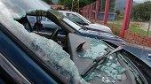 UNA PERSONA MURIÓ Y OTRA  RESULTÓ HERIDA EN DOS ACCIDENTES DE TRÁNSITO EN MONTERREY