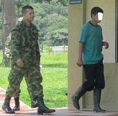 CUATRO GUERRILLEROS DEL ELN Y LAS FARC SE ENTREGARON DE MANERA VOLUNTARIA A TROPAS DE LA BRIGADA XVI.  HALLADAS DOS CALETAS