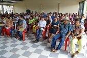 DENUNCIAS EN CONSEJO COMUNAL EN MONTAÑAS DEL TOTUMO EN PAZ DE ARIPORO