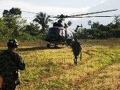 UN SOLDADO MURIÓ EN ZONA RURAL DE PAZ DE ARIPORO EN COMBATES CON LAS FARC