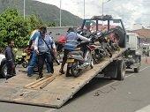 HOY ESTÁ PROHIBIDA CIRCULACIÓN DE MOTOCICLETAS EN YOPAL. MEDIDA HA GENERADO POLÉMICA