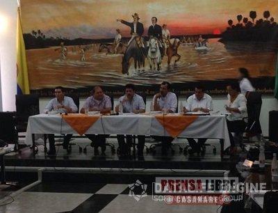 ASAMBLEA INICIÓ ESTUDIO DEL PLAN DE DESARROLLO A TODA MARCHA