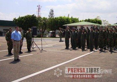 MINISTRO DE DEFENSA JUAN CARLOS PINZÓN VISITA CASANARE POR SOLICITUD DE DIPUTADA SONIA BERNAL