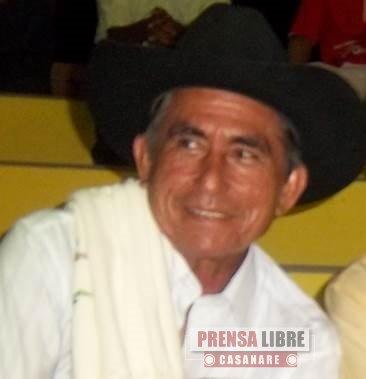 FALLECIÓ EX CONCEJAL DE TRINIDAD HENRY RUBIANO RUBIO JIMÉNEZ