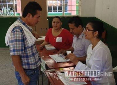 REGISTRADURÍA PUBLICÓ CALENDARIO ELECTORAL PARA CONSULTA POPULAR SOBRE EXPLORACIÓN DE HIDROCARBUROS EN TAURAMENA