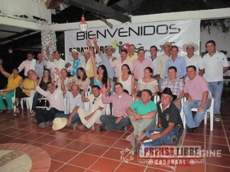 MUNICIPIOS DE 3 DEPARTAMENTOS SE REUNIERON EN SABANALARGA CON EL PROPÓSITO DE CREAR ASOCIACIÓN