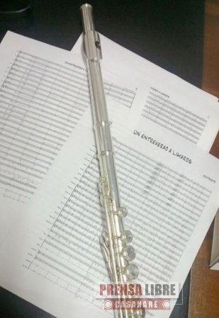 COMPOSITOR CASANAREÑO JOSÉ ALFREDO PÉREZ, OBTUVO SEGUNDO PUESTO EN OBRA INEDITA EN CONCURSO NACIONAL DE BANDAS MUSICALES PAIPA
