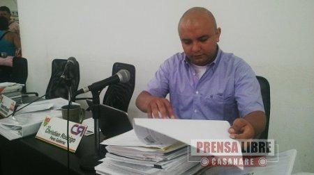EL SÁBADO DEBATE EN EL CONCEJO DE YOPAL SOBRE EL RELLENO SANITARIO MACONDO